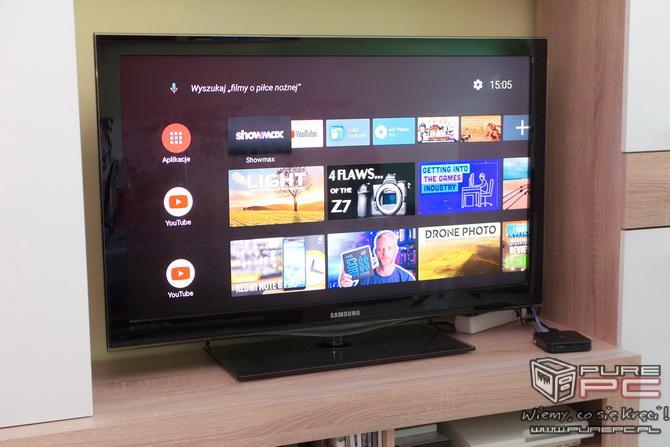 Hykker Android TV Box - sprawdzamy przystawkę TV z Biedronki [nc7]