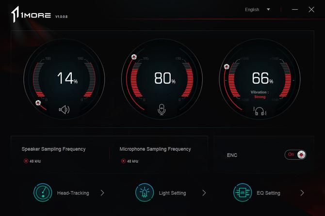 1MORE Spearhead VRX - słuchawki dla graczy inne niż wszystkie [1]