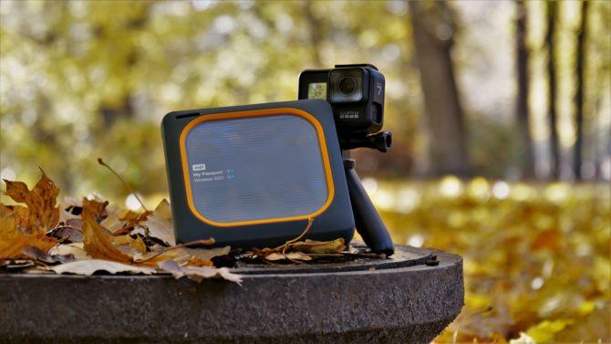 WD My Passport Wireless SSD - dysk SSD dla fotografa i filmowca [6]