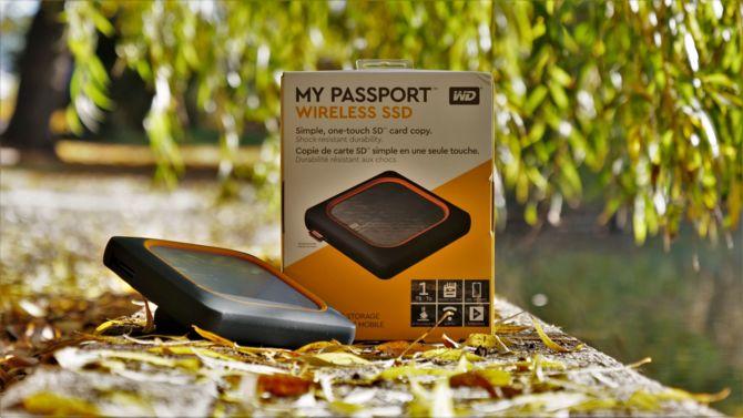 WD My Passport Wireless SSD - dysk SSD dla fotografa i filmowca [7]
