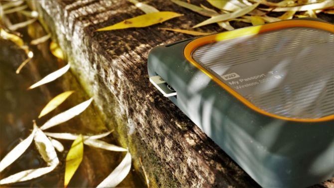WD My Passport Wireless SSD - dysk SSD dla fotografa i filmowca [8]