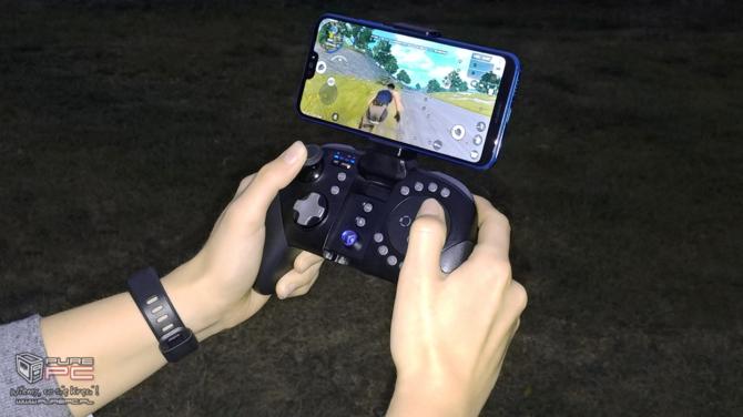 GameSir G5: Test pada do smartfona z BattleDock i touchpadem [15]