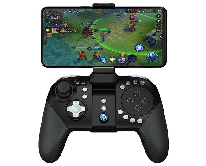 GameSir G5: Test pada do smartfona z BattleDock i touchpadem [8]