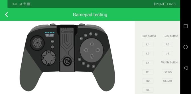 GameSir G5: Test pada do smartfona z BattleDock i touchpadem [9]