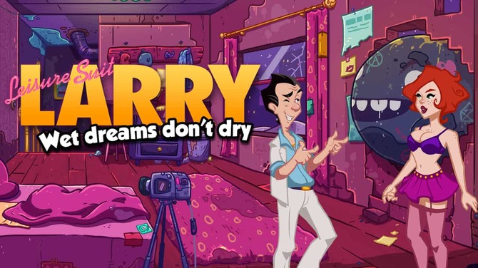 Recenzja Leisure Suit Larry: Wet Dreams Don't Dry - wielki... powrót [1]