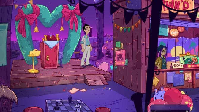 Recenzja Leisure Suit Larry: Wet Dreams Don't Dry - wielki... powrót [10]