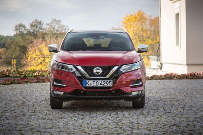 Wideo: Jazda testowa Nissan Qashqai z nowym NissanConnect [1]