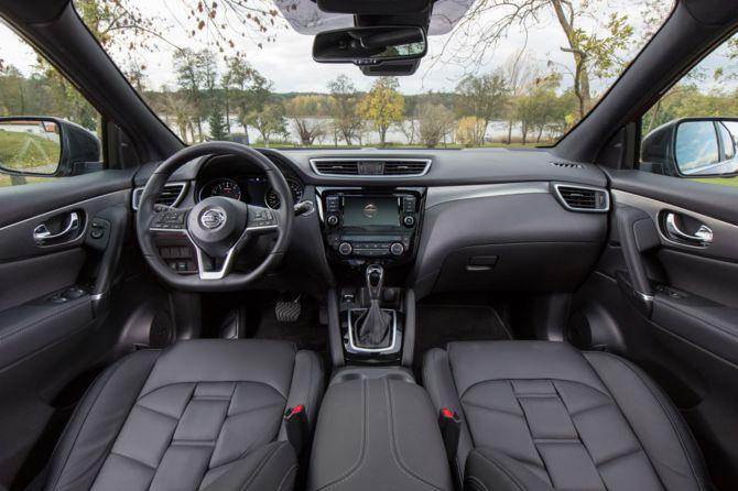 Wideo: Jazda testowa Nissan Qashqai z nowym NissanConnect [5]