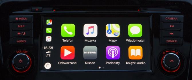 Wideo: Jazda testowa Nissan Qashqai z nowym NissanConnect [7]