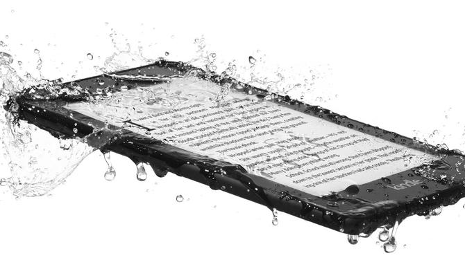 Test Kindle Paperwhite 4: wodoodporność! Ale czy to wystarczy? [1]