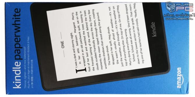 Test Kindle Paperwhite 4: wodoodporność! Ale czy to wystarczy? [17]