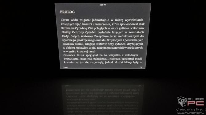 Test Kindle Paperwhite 4: wodoodporność! Ale czy to wystarczy? [19]