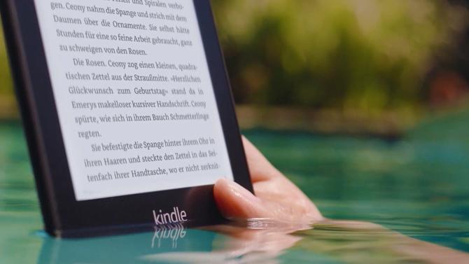 Test Kindle Paperwhite 4: wodoodporność! Ale czy to wystarczy? [7]