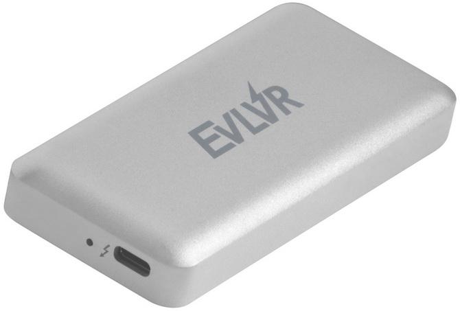 Test Patriot Evolver 512 GB - Przenośny SSD ze złączem Thunderbolt [nc3]