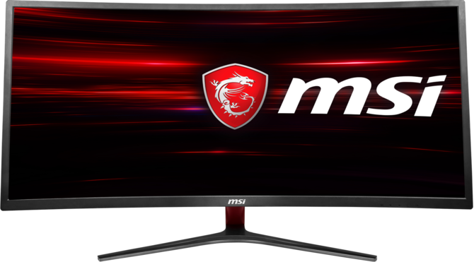 Test zagiętego monitora MSI Optix MAG341CQ - 100 Hz w 21:9 [1]