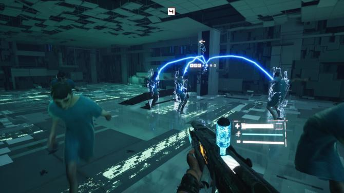 Recenzja gry 2084 - cyberpunkowy FPS w świecie Observera [12]