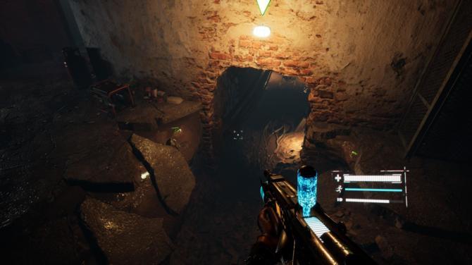Recenzja gry 2084 - cyberpunkowy FPS w świecie Observera [13]