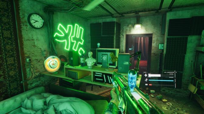 Recenzja gry 2084 - cyberpunkowy FPS w świecie Observera [16]
