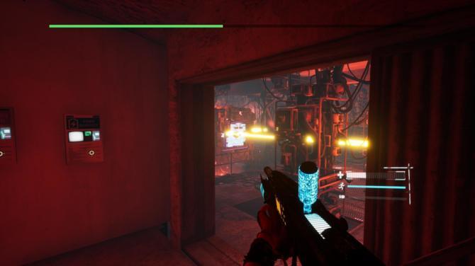 Recenzja gry 2084 - cyberpunkowy FPS w świecie Observera [18]