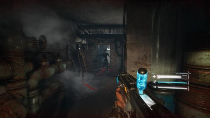 Recenzja gry 2084 - cyberpunkowy FPS w świecie Observera [4]
