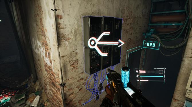Recenzja gry 2084 - cyberpunkowy FPS w świecie Observera [5]
