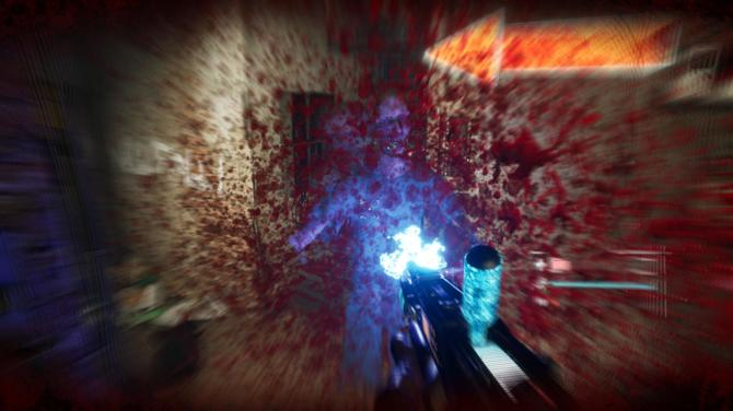 Recenzja gry 2084 - cyberpunkowy FPS w świecie Observera [6]
