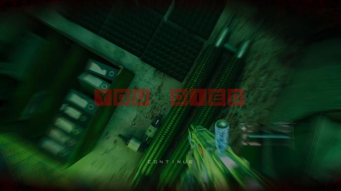 Recenzja gry 2084 - cyberpunkowy FPS w świecie Observera [9]