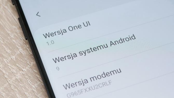 One UI - Samsung znalazł receptę na przerośnięte smartfony? [1]