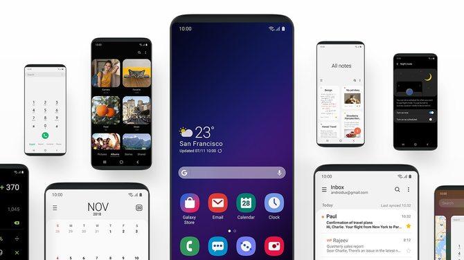 One UI - Samsung znalazł receptę na przerośnięte smartfony? [5]