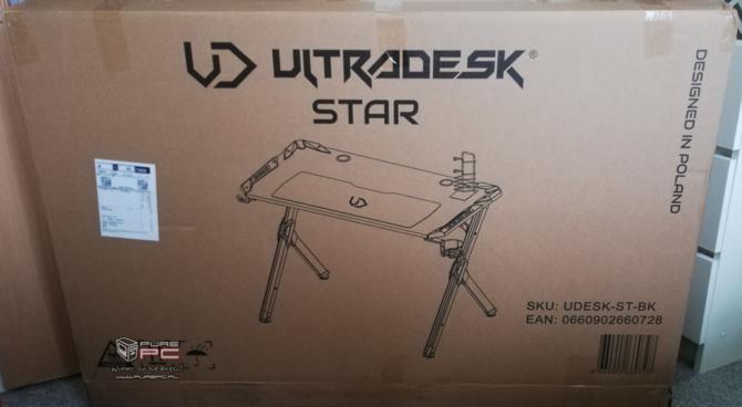 Test biurka Ultradesk Star: gdy miejsca na granie mamy niewiele [12]