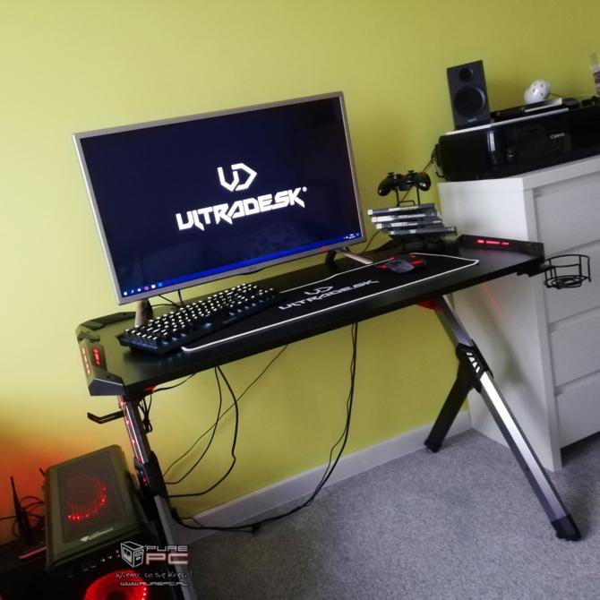 Test biurka Ultradesk Star: gdy miejsca na granie mamy niewiele [16]