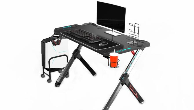 Test biurka Ultradesk Star: gdy miejsca na granie mamy niewiele [19]