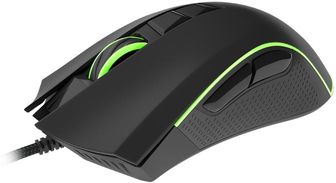 Test Genesis Krypton 770 - Niedroga myszka z sensorem PMW 3360 [nc11]
