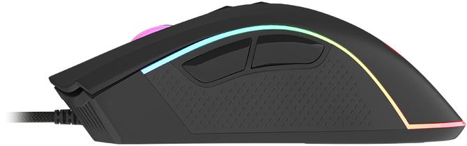 Test Genesis Krypton 770 - Niedroga myszka z sensorem PMW 3360 [nc13]