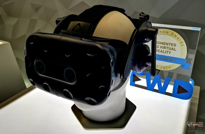 HTC Vive Pro Eye - sprawdzamy gogle z techniką śledzenia wzroku [2]