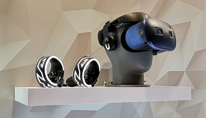 HTC Vive Pro Eye - sprawdzamy gogle z techniką śledzenia wzroku [3]