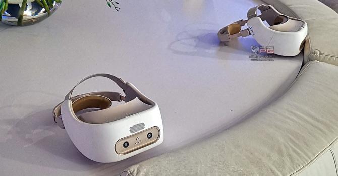 HTC Vive Pro Eye - sprawdzamy gogle z techniką śledzenia wzroku [4]