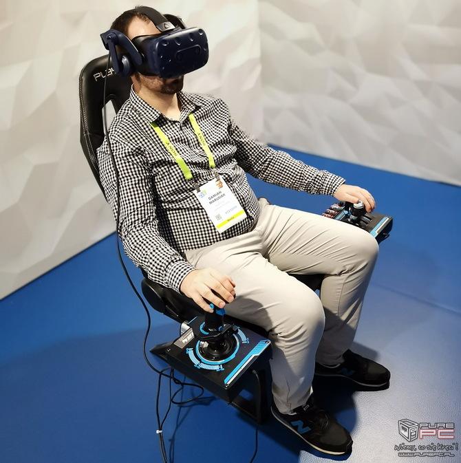 HTC Vive Pro Eye - sprawdzamy gogle z techniką śledzenia wzroku [6]