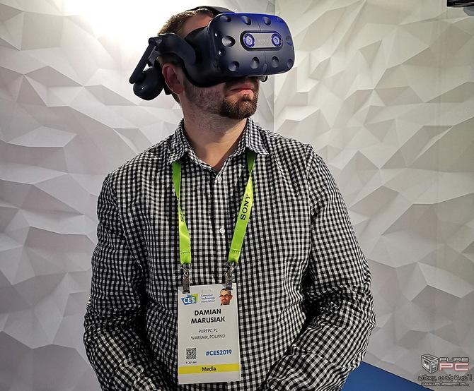 HTC Vive Pro Eye - sprawdzamy gogle z techniką śledzenia wzroku [7]