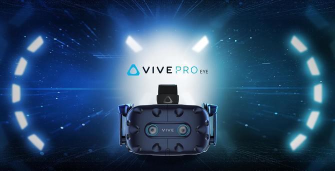 HTC Vive Pro Eye - sprawdzamy gogle z techniką śledzenia wzroku [10]