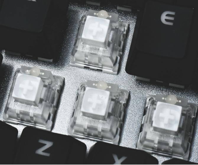 Test Patriot Viper V765 - Mechaniczna klawiatura z Kailh White Box [nc8]