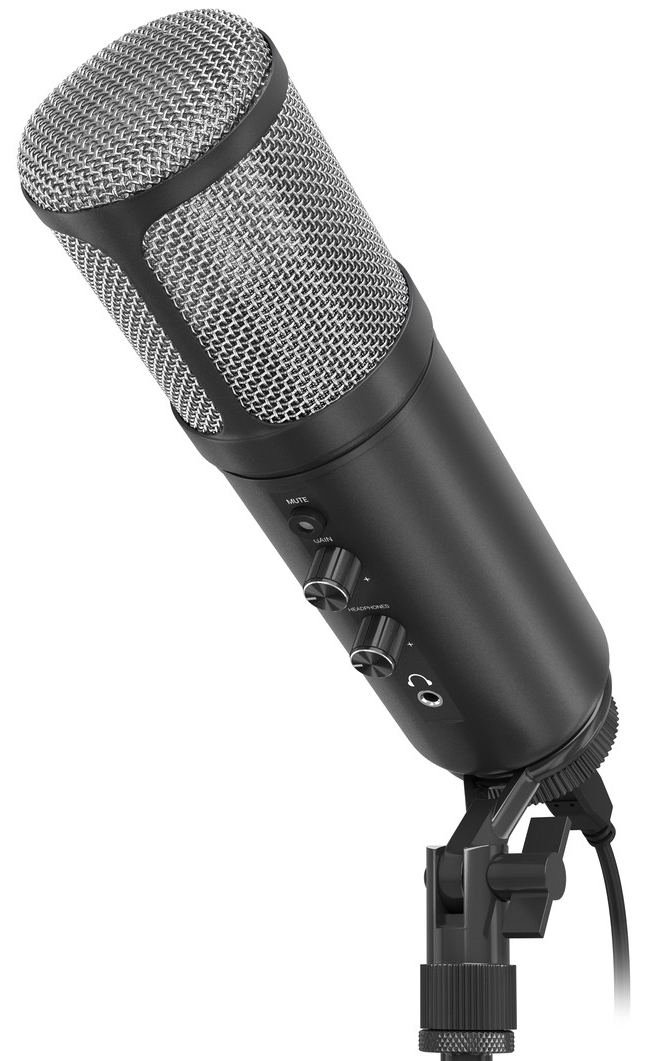 Test mikrofonu Genesis Radium 600 - domowe studio nagrań [2]