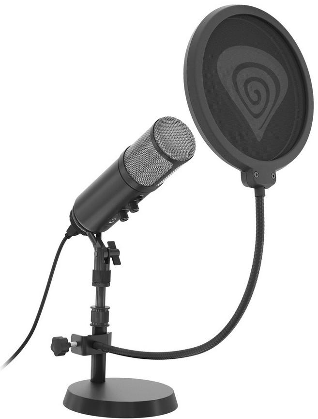 Test mikrofonu Genesis Radium 600 - domowe studio nagrań [3]