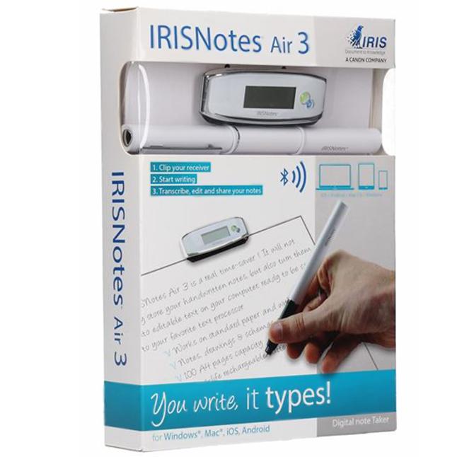Test długopisu IRISNotes Air 3: zamienia pismo odręczne w cyfrowe [4]