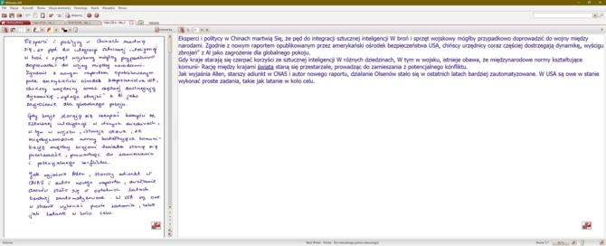 Test długopisu IRISNotes Air 3: zamienia pismo odręczne w cyfrowe [8]