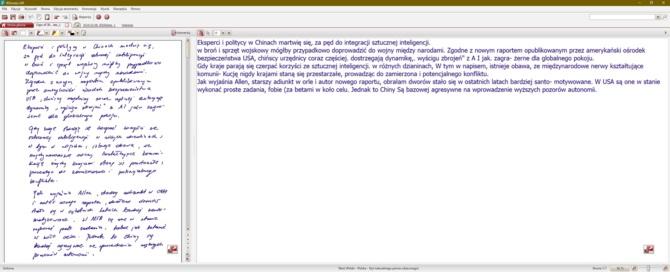 Test długopisu IRISNotes Air 3: zamienia pismo odręczne w cyfrowe [9]