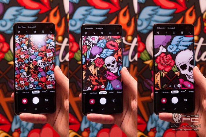Samsung Galaxy S10 i S10+ - nowe flagowce już w naszych rękach! [nc11]