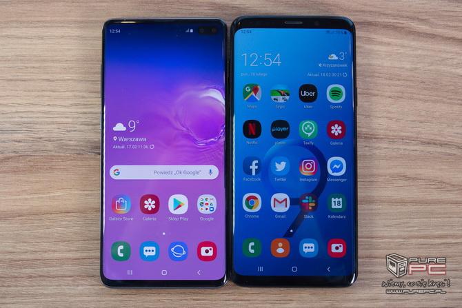Samsung Galaxy S10 i S10+ - nowe flagowce już w naszych rękach! [nc5]