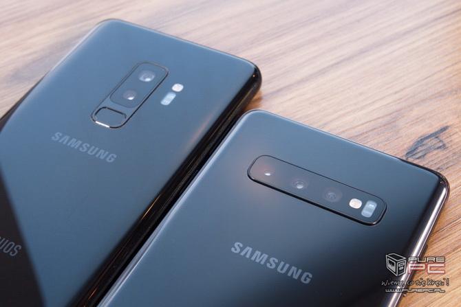 Samsung Galaxy S10 i S10+ - nowe flagowce już w naszych rękach! [nc6]