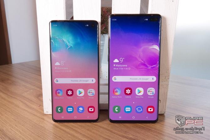 Samsung Galaxy S10 i S10+ - nowe flagowce już w naszych rękach! [nc7]
